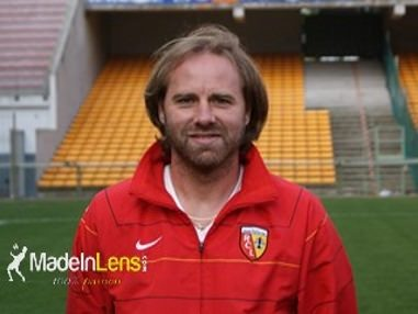 Jean Guy Wallemme RC Lens