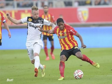 Ludovic Baal RC Lens 07