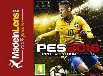PES 2016 MadeInLens concours