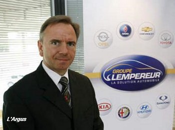 Jean Paul Lempereur RC Lens