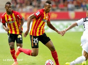 Jean Philippe Gbamin RC Lens 01