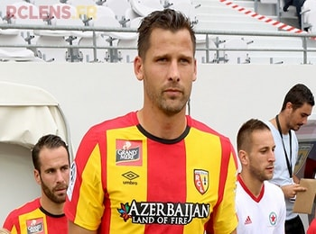 Stephane Besle RC Lens 06