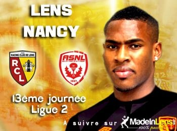 13 RC Lens AS Nancy Lorraine