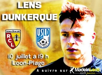 Amical RC Lens Dunkerque
