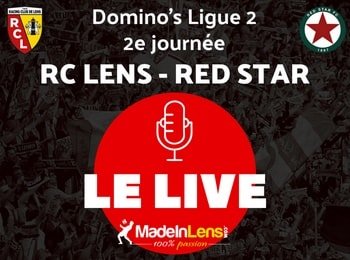 02 Red Star RC Lens live