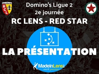 02 Red Star RC Lens presentation