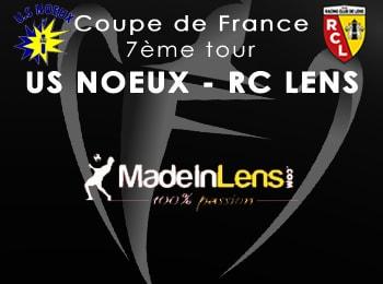 Madeinlens coupe de france noeux les mines rc lens - Coupe de france billeterie ...