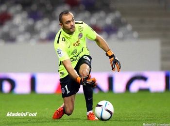Laurent Pionnier Montpellier RC Lens