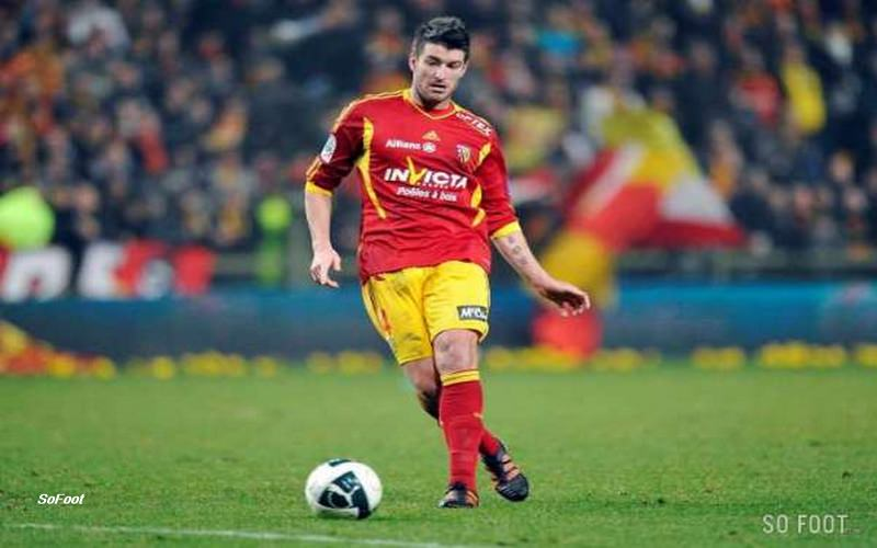 Franck Queudrue RC Lens