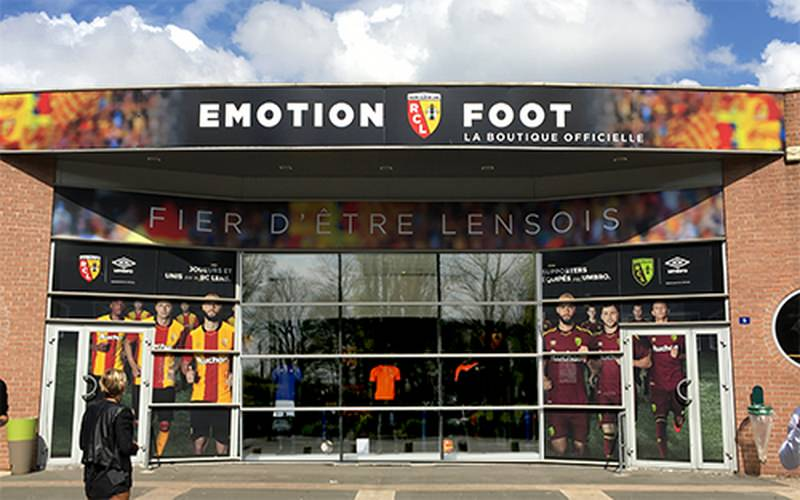 Emotion Foot RC Lens boutique