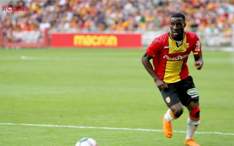 Massadio Haidara RC Lens 02