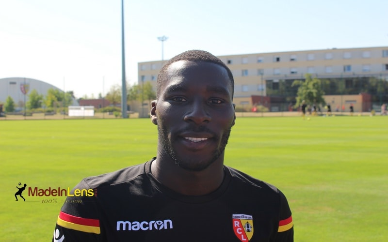 Massadio Haidara RC Lens 04