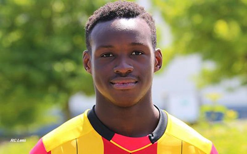 Moussa Sylla RC Lens 01