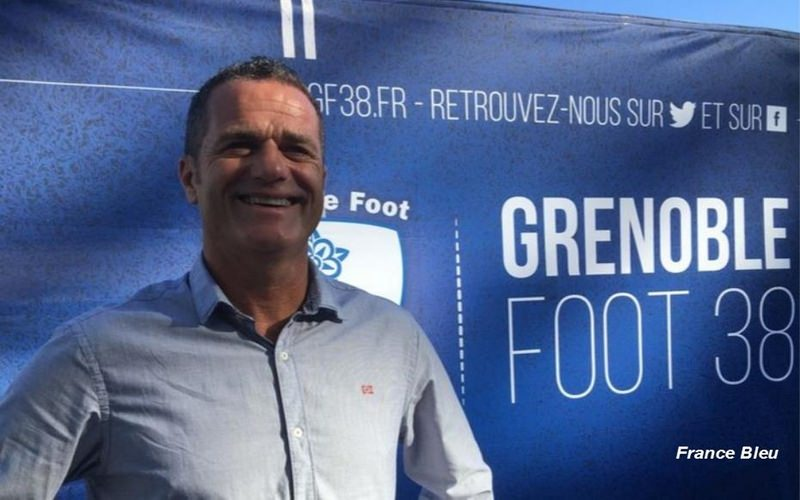 Grenoble Foot 38 Philippe Hinschberger