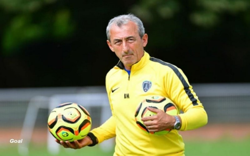 Paris FC Mecha Bazdarevic