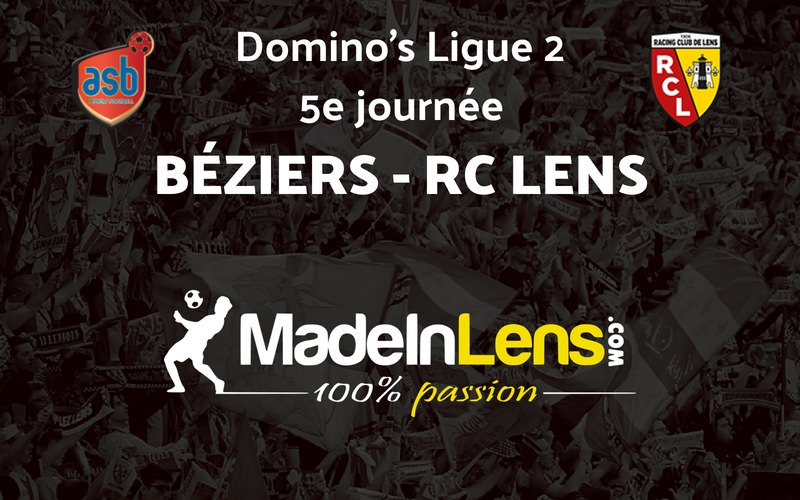 05 AS Beziers RC Lens