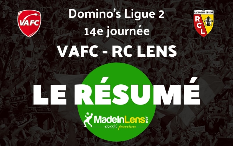 14 Valenciennes RC Lens Resume
