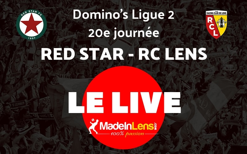 20 Red Star RC Lens Live