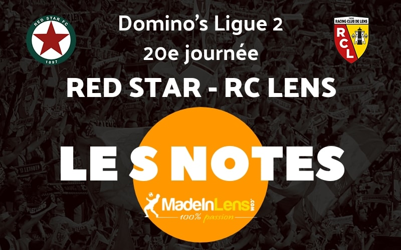 20 Red Star RC Lens Notes