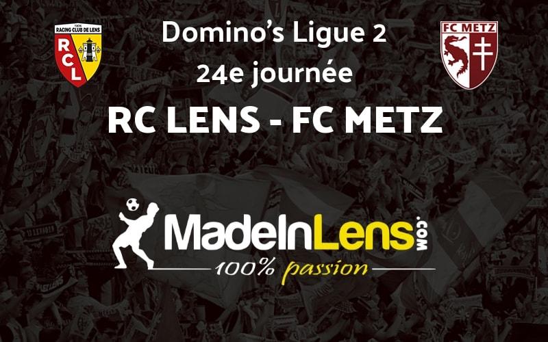 24 RC Lens FC Metz