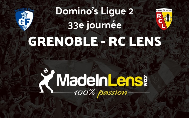 33 Grenoble RC Lens