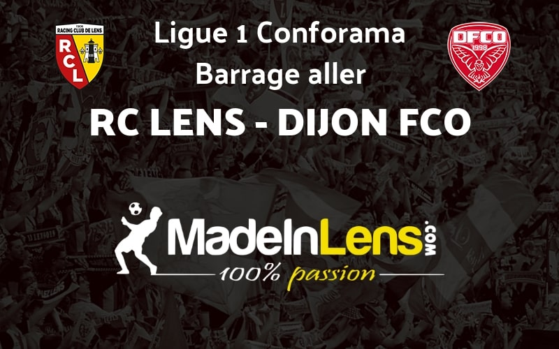 BAR1 RC Lens Dijon FCO