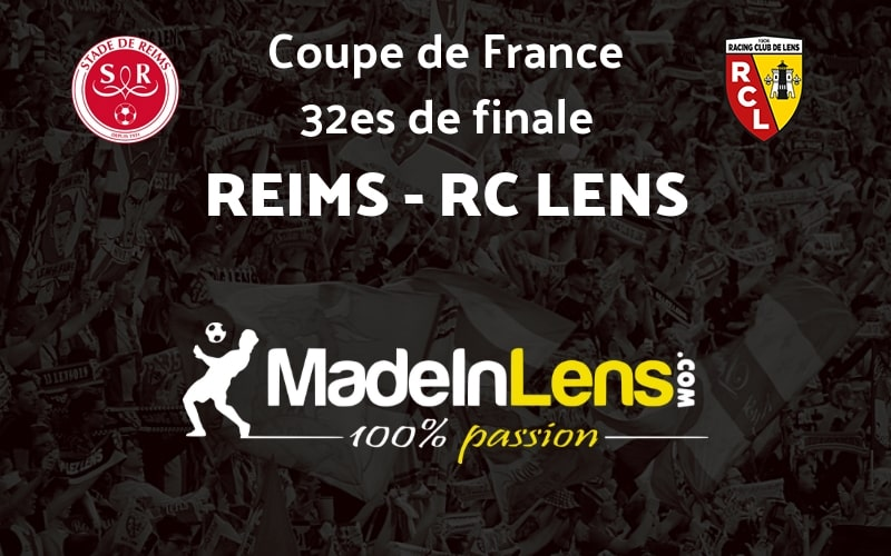 CDF 32es Reims RC Lens