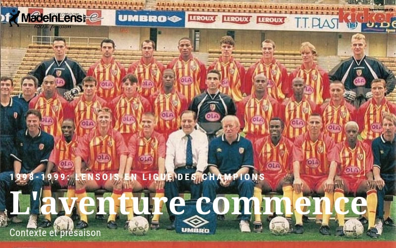 1998 1999 Lensois Ligue Des Champions Episode 01