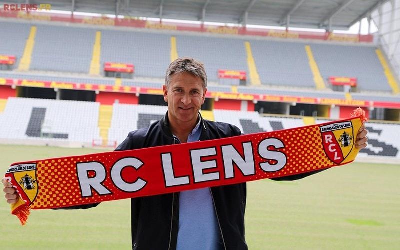 Philippe Montanier RC Lens 02
