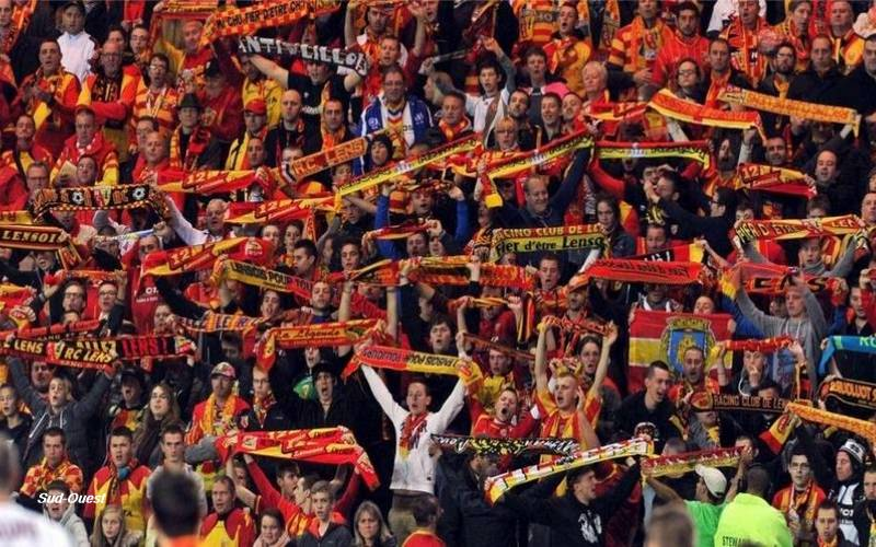 Supporters RC Lens 01