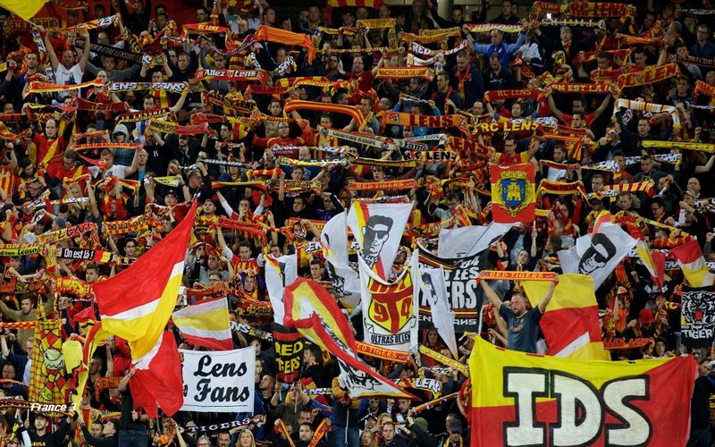 Supporters RC Lens 03