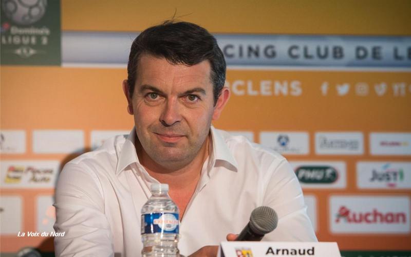 Arnaud Pouille RC Lens 01