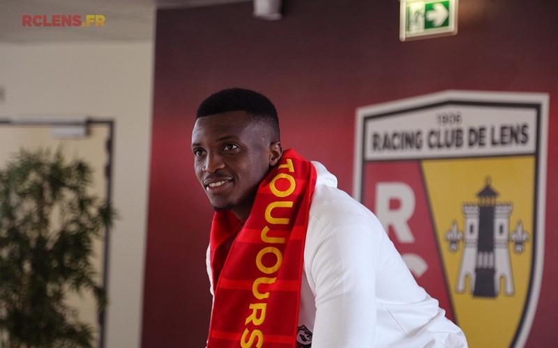 Benjamin Moukandjo RC Lens 1