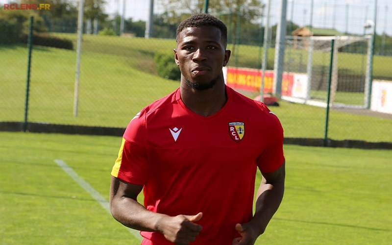 Cheick Traore RC Lens 02