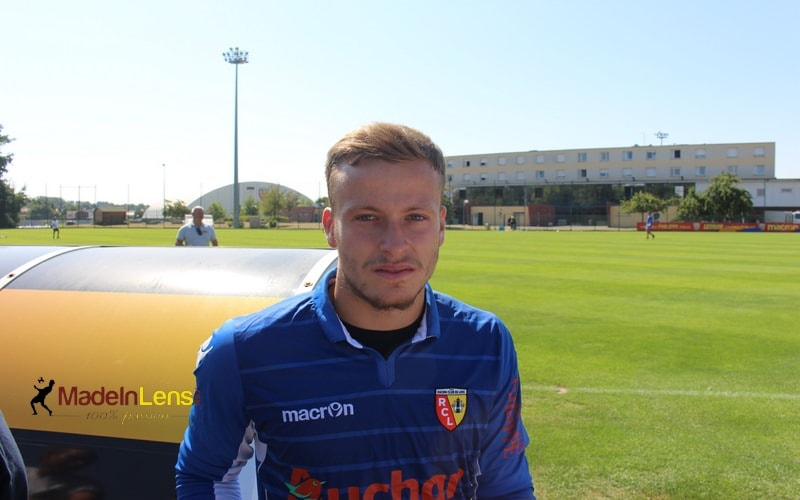 Valentin Belon RC Lens 01