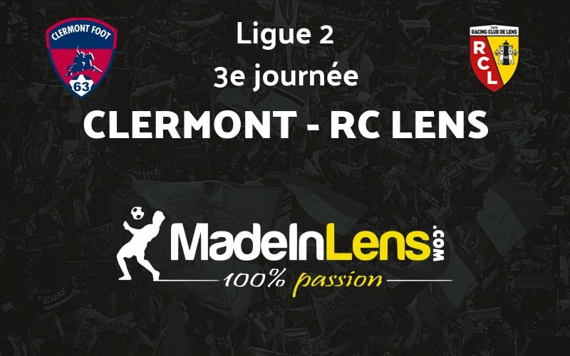 03 Clermont Foot RC Lens