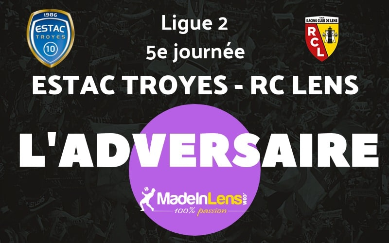 05 ESTAC Troyes RC Lens adversaire