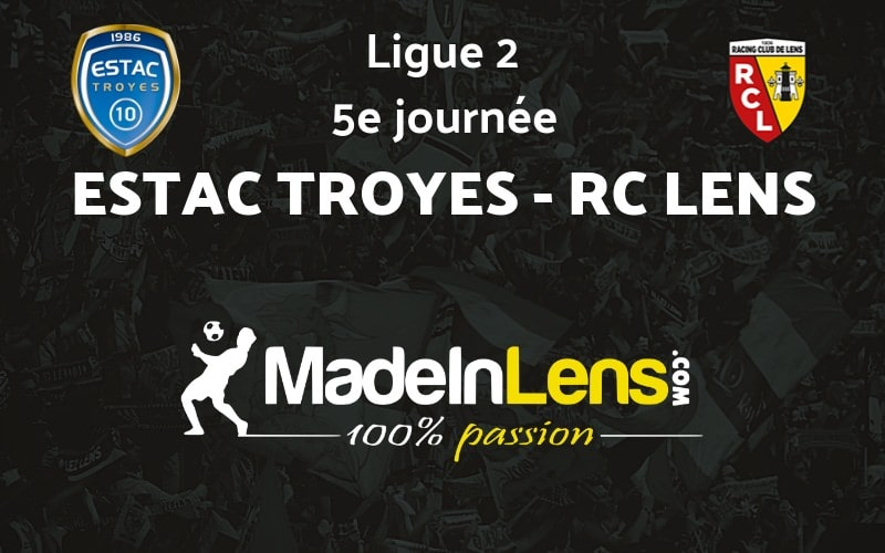 05 ESTAC Troyes RC Lens