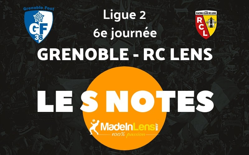 06 Grenoble GF38 RC Lens notes