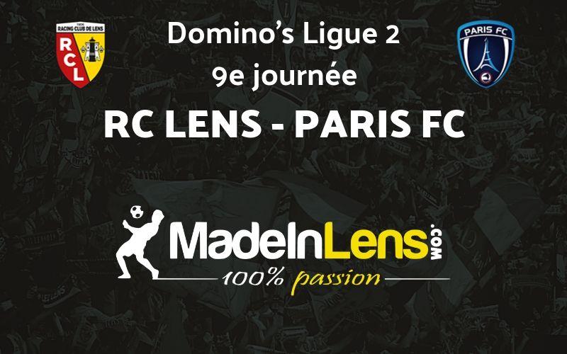 09 RC Lens Paris FC