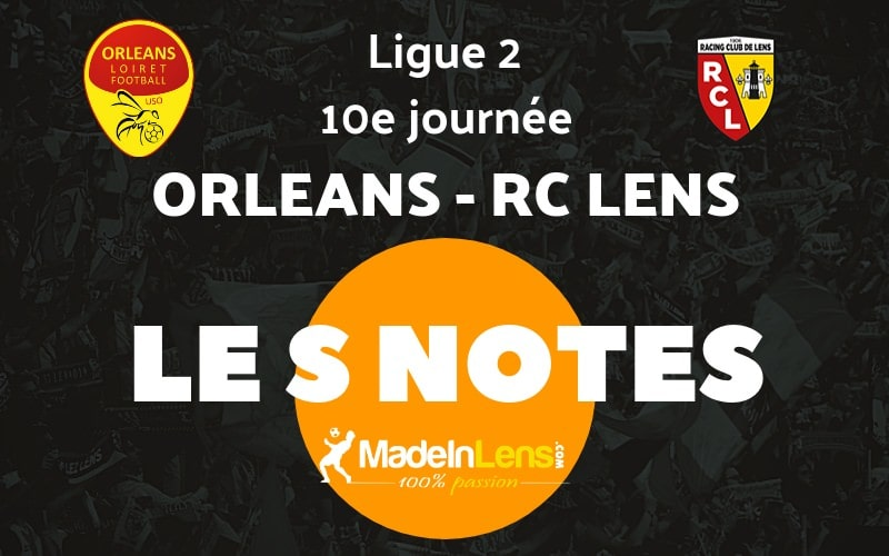 10 US Orleans RC Lens notes