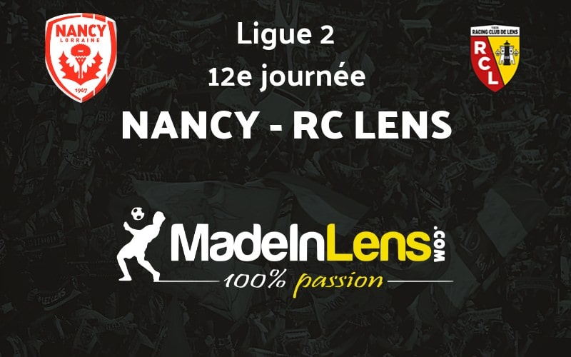 12 AS Nancy Lorraine RC Lens
