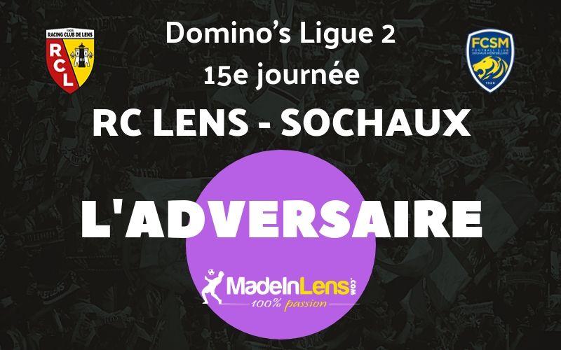 Calendrier Match Lens.Madeinlens Rc Lens Fc Sochaux L Analyse De L Adversaire