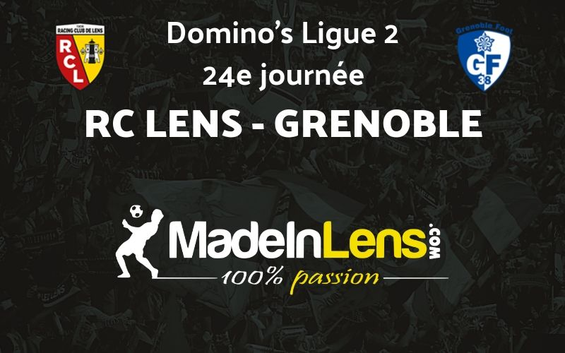 24 RC Lens Grenoble