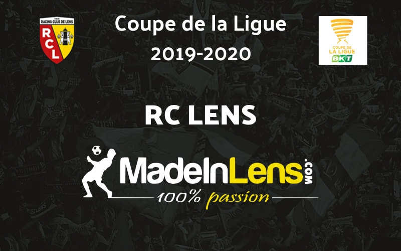 Coupe de la Ligue RC Lens