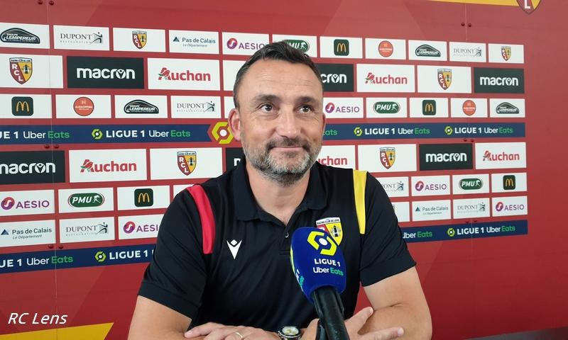Franck Haise psg