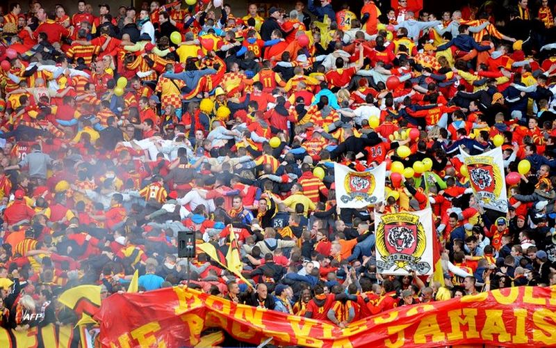 Supporters RC Lens 02